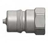 ISO B SS 304 NPT Plug